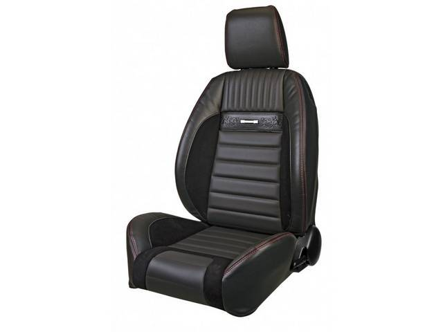 SEATS TMI Pro Series low back with head