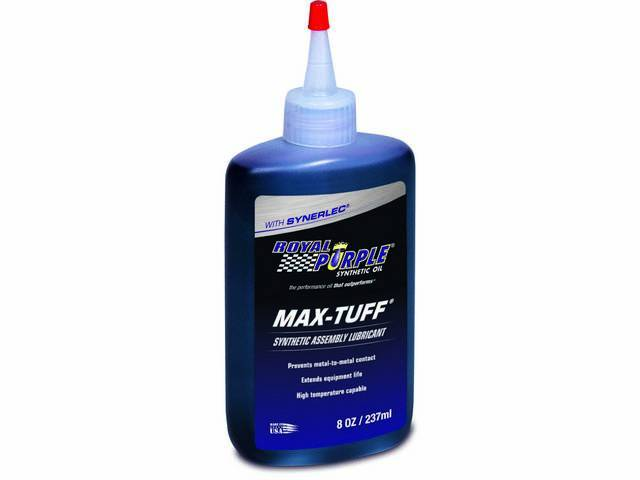 Lubricant Royal Purple Max-Tuff Synthetic Assy Lubricant 8