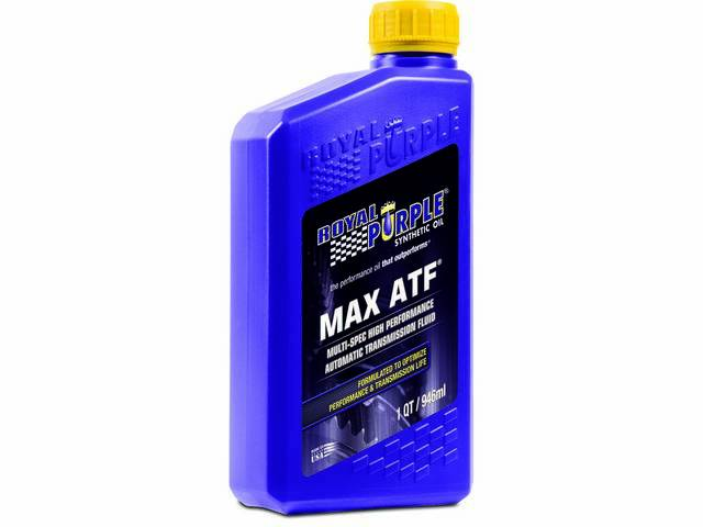 Synthetic Oil Royal Purple Max Atf Fluid 1