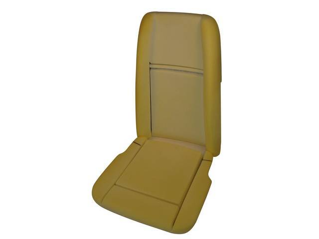 SEAT FOAM, ECONOMY STYLE, US-made