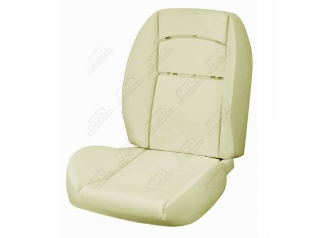 SEAT FOAM, Sport Seat II and Sport R,