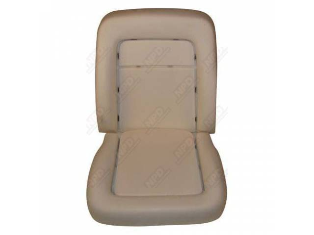 Seat Foam Sport Seat Per Seat Use Only