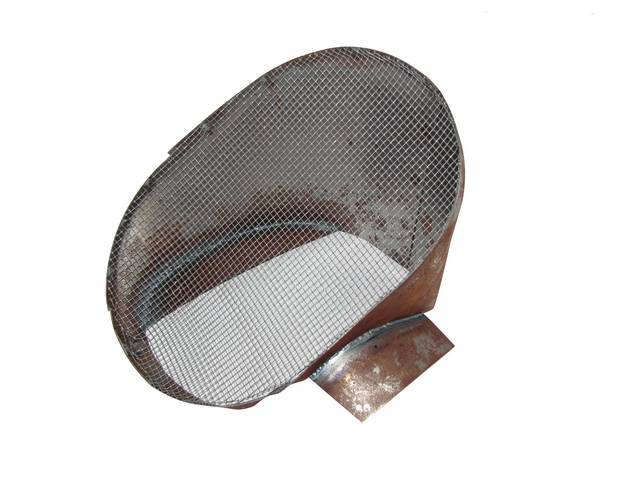 SCOOP ASSY, AIR DUCT, LH