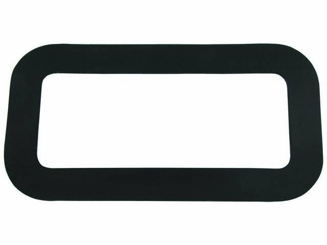 GASKET, COWL VENT OUTER, 6 HOLES