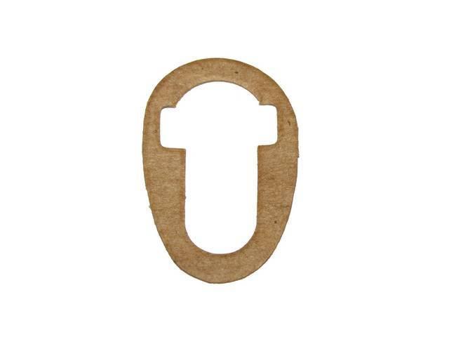 PAD, DOOR LOCK CYLINDER, ORIGINAL STYLE PAPER