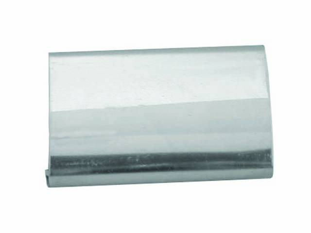 JOINT COVER, WINDSHIELD MOLDING