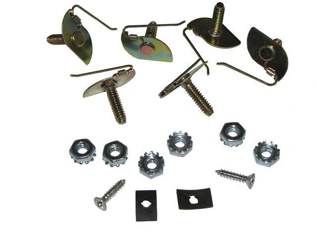 MOUNTING KIT, 40408 TO ATTACH