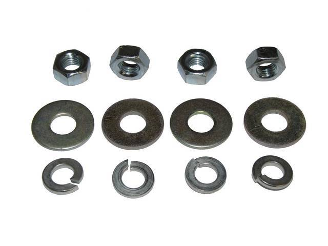 MOUNTING KIT, 50522 TO ATTACH