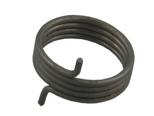 SPRING, ROOF REAR CLAMP, RH