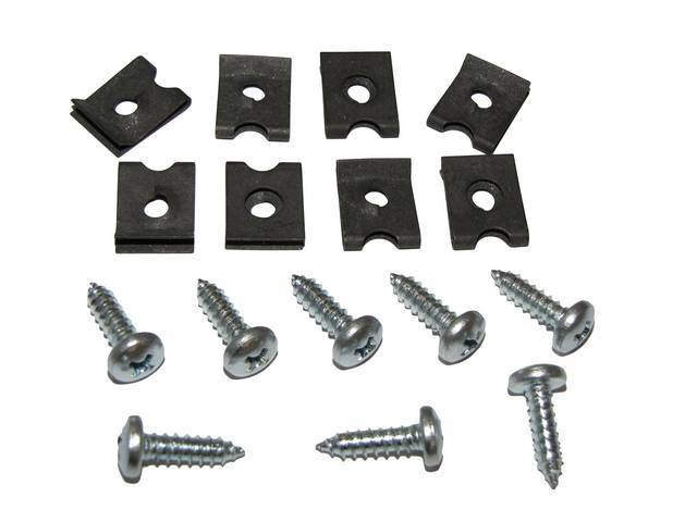 MOUNTING KIT, 13008 TO ATTACH