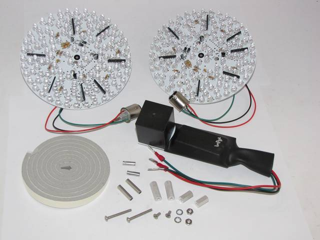 LED Taillight CONVERSION, SUPER BRIGHT LED MODULES TO