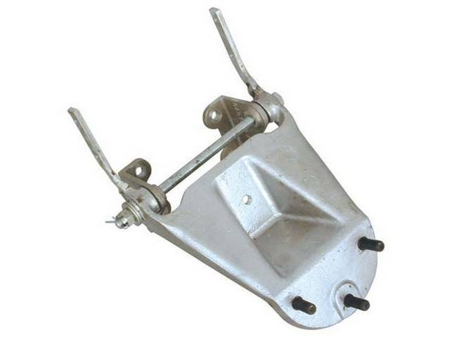 HINGE AND BRACKET ASSEMBLY, CONTINENTAL KIT