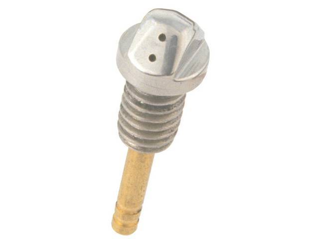 NOZZLE ASSY, WINDSHIELD WASHER, LATE STYLE, REPRO