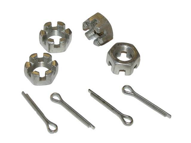MOUNTING KIT, TIE ROD, INNER OR OUTER
