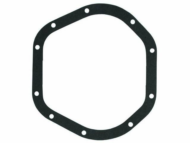 GASKET, AXLE COVER TO HOUSING