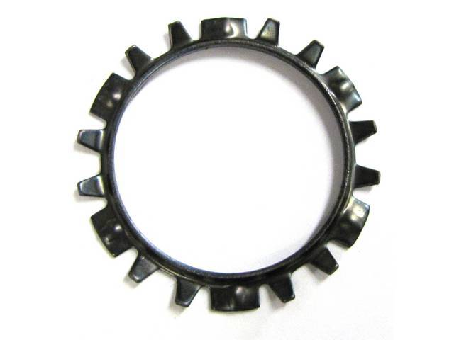 RETAINER, DRIVE PIN PILOT BEARING, ** See also