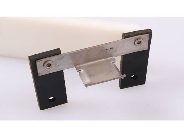 REAR OUTLET HANGER, STAINLESS STEEL