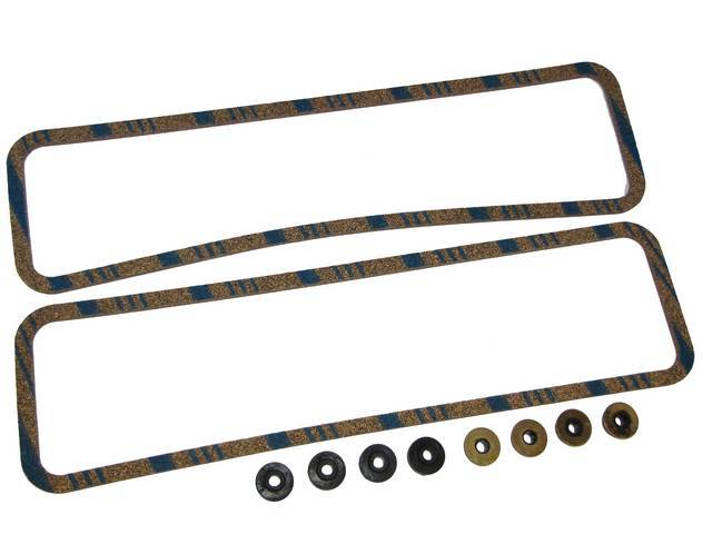 GASKET AND GROMMET SET, VALVE COVER
