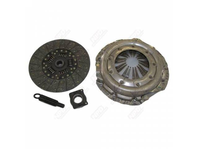 CLUTCH SET NEW 11 INCH DIAPHRAGM STYLE IMPROVED