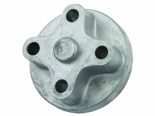 SPACER, WATER PUMP PULLEY
