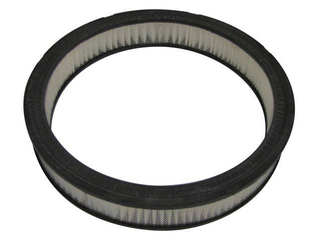 AIR FILTER, STANDARD REPLACEMENT, SEE  ALSO 9601-9