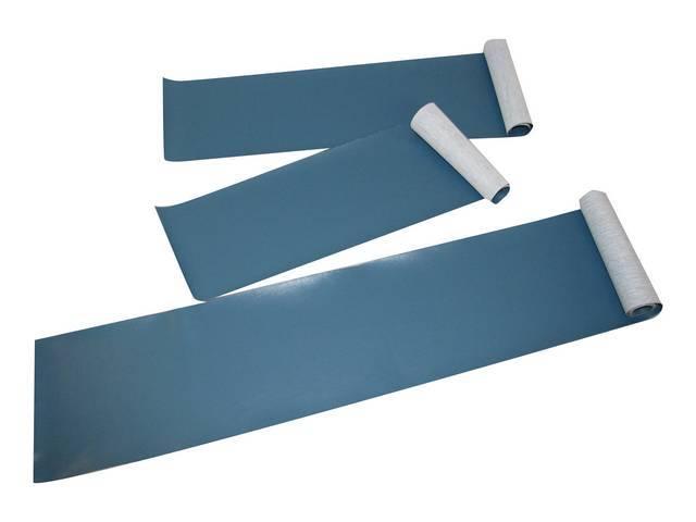 GARNISH KIT, BLUE