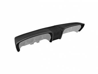 DASH PAD TMI Sport R gloss black vinyl