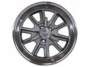 WHEEL, *SHELBY COBRA*, 18 INCH X 8 INCH,