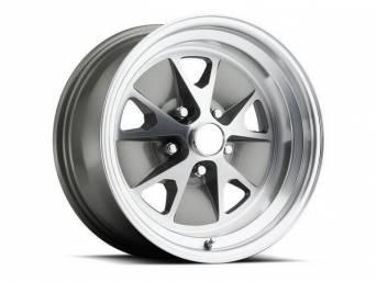 WHEEL, Billet Styled Steel, Legendary Wheel Co, 15