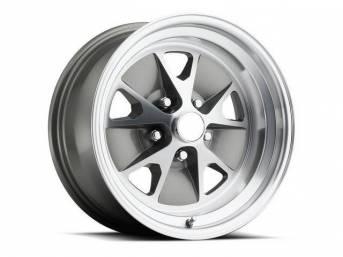 WHEEL, Billet Styled Steel, Legendary Wheel Co, 16