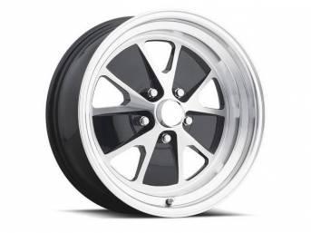 WHEEL, Billet Styled Steel, Legendary Wheel Co, 17