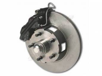 SSBC DISC BRAKE CONVERSION KIT, FRONT