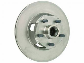 ROTOR, Front Disc Brake, replacement, 11.33 inch diameter,