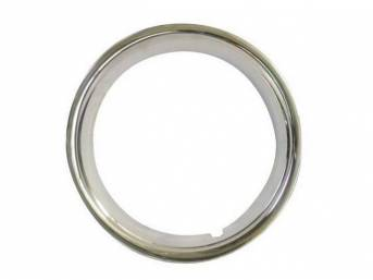 TRIM RING, WHEEL, OUTER