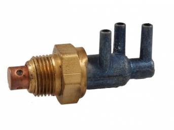 VALVE ASSY, Distributor Vacuum Control, 3 port, mounts