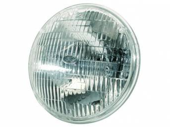 BULB, Sealed Beam Headlight, concours reproduction with cast
