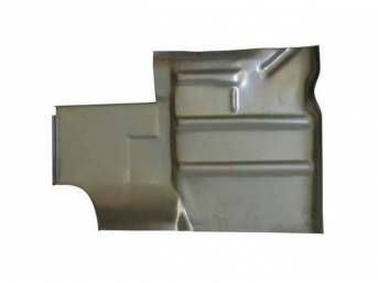 EXTENSION, REAR FLOOR PAN, LH, CORRECT STYLE, MODIFY