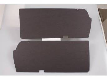 FILLER BOARDS, Taillight, US-MADE, repro, very dark gray