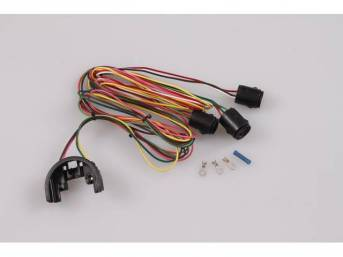 CONVERSION HARNESS, Dura Spark Ignition, converts the HEI