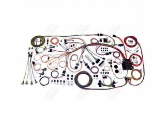 WIRING ASSY, COMPLETE, CUSTOM UPDATED KIT