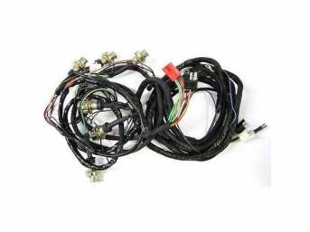 TAILLIGHT HARNESS, repro, US-made, * Ships from manufacturer,