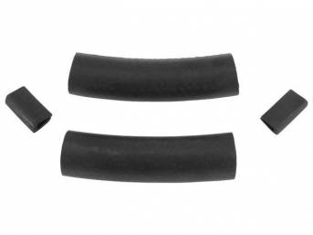 INSULATOR KIT, FRONT BUMPER BRACKET, (4)