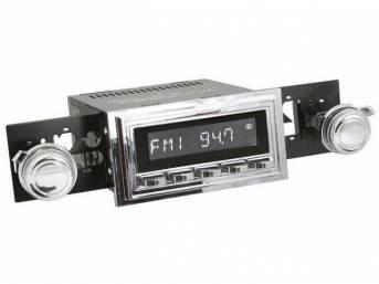 RETROSOUND LONG BEACH RADIO KIT