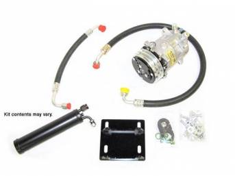 CONVERSION KIT, SANDEN STYLE ROTARY COMPRESSOR,  R-134A