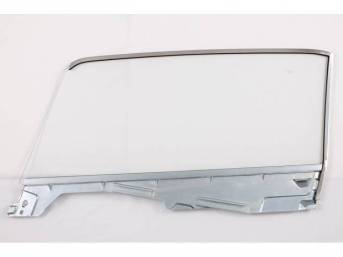 DOOR WINDOW ASSY, RH, CLEAR