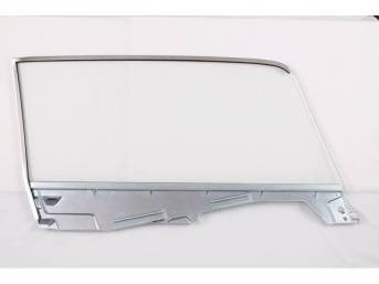 DOOR WINDOW ASSY, LH, CLEAR