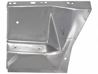 FRONT FENDER APRON, RH, CANADIAN MADE, .035 inch