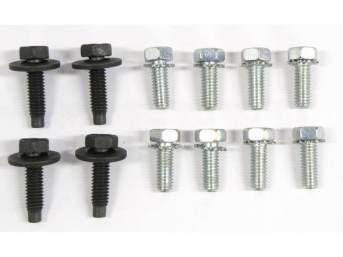 MOUNTING KIT, COIL SPRING COVER