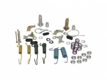 HARDWARE KIT, BRAKE DRUM
