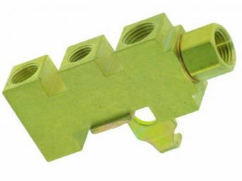 DISTRIBUTION BLOCK, BRAKE, 6 PORT